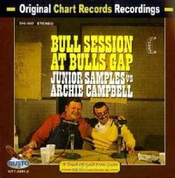 Junior Samples - Bull Session at Bull's Gap