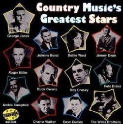 Various - Country Music's Greatest Stars