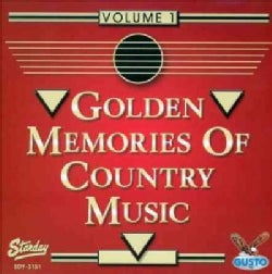 Various - Golden Memories of Country Music: Vol. 1