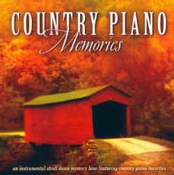 Mark Burchfield - Country Piano Memories