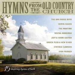 Various - Hymns From The Old Country Church