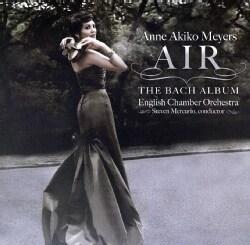 ANNE AKIKO MEYERS - AIR BACH ALBUM