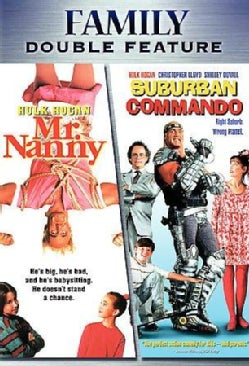 Mr. Nanny/Suburban Commando (DVD)