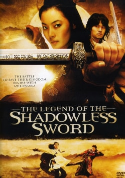 Legend of the Shadowless Sword (DVD)