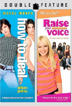 Raise Your Voice/How To Deal (DVD)