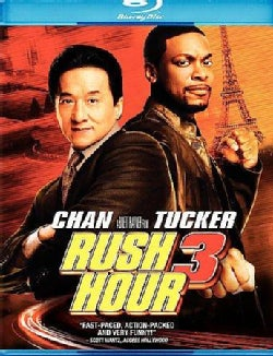 Rush Hour 3 (Blu-ray Disc)