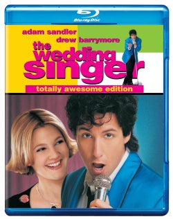 The Wedding Singer: Totally Awesome Edition (Blu-ray Disc)