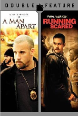 A Man Apart/Running Scared (DVD)