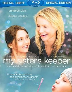 My Sister's Keeper (Blu-ray Disc)