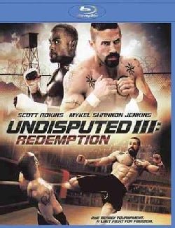 Undisputed III: Redemption (Blu-ray/DVD)