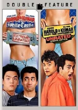 Harold & Kumar Go to White Castle/Harold & Kumar Escape from Guantanamo Bay (DVD)