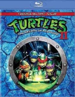 Teenage Mutant Ninja Turtles II (Blu-ray Disc)
