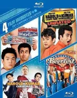4 Film Favorites: Guy Comedies (Blu-ray Disc)