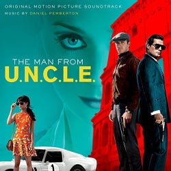 Various - The Man From U.N.C.L.E. (OST)