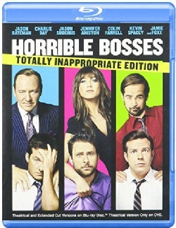Horrible Bosses (Totally Inappropriate Edition) (Blu-ray Disc)