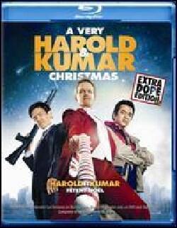 A Very Harold & Kumar Christmas (Blu-ray Disc)
