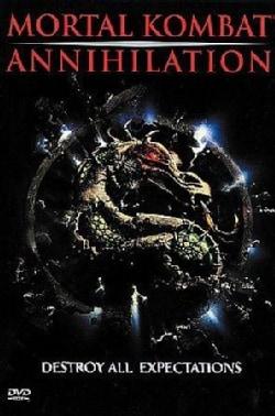 Mortal Kombat:Annihilation (DVD)