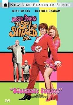 Austin Powers: The Spy Who Shagged Me (DVD)