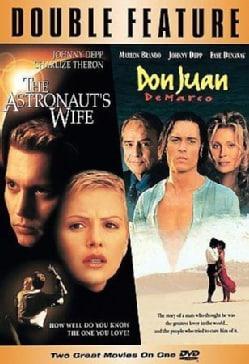 The Astronaut's Wife/Don Juan DeMarco (DVD)
