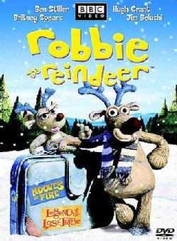 Robbie the Reindeer:Hooves of Fire (DVD)