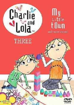 Charlie & Lola: Volume 3- My Little Town (DVD)
