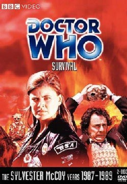 Doctor Who: Ep. 159- Survival (DVD)