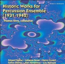 Percussion Ensemble - Historic Works for Percussion Ensemble