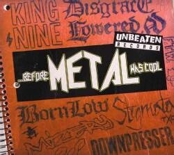 Various - ...Before Metal Was Cool