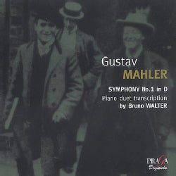 Prague Piano Duo - Mahler:Symphony No. 1/Piano Duet