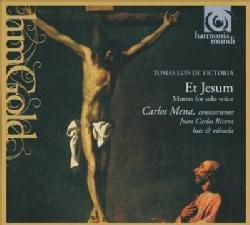 Tomas Luis De Victoria - Victoria: Et Jesum- Motets for Solo Voice