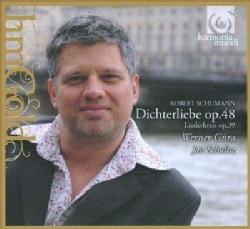 Jan Schultsz - Schumann: Dichterliebe, Liederkreis