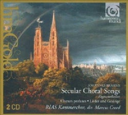 Rias-Kammerchor - Brahms: Secular Choral Songs
