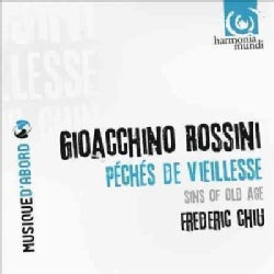 Frederic Chiu - Rossini: Peches de Vieillesse- Sins of Old Age