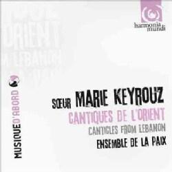 Ensemble De La Paix - Cantiques de l'Orient: Canticles from Lebanon