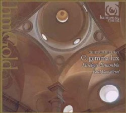 Huelgas-Ensemble - Dufay: O Gemma Lux- The Complete Isorhythmic Motets