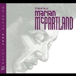 Marian McPartland - Timeless Marian Mcpartland