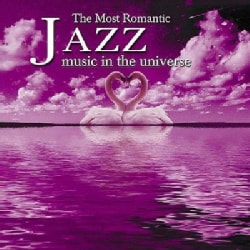 Various - Most Romantic Jazz Music in the Universe