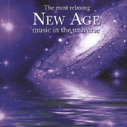 Various - The Most Relaxing New Age Music In The Universe