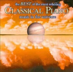 Various - The Best Of The Most Relaxing Piano Music In The Universe