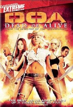 DOA: Dead Or Alive (DVD)
