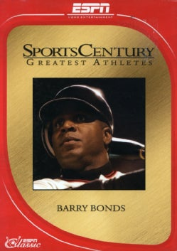 Sportscentury Greatest Athletes: Barry Bonds (DVD)