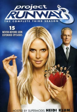 Project Runway Season 3 (DVD)