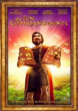 The Ten Commandments (DVD)