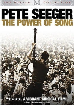 Pete Seeger: The Power Of Song (DVD)