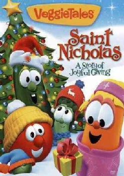 Veggie Tales: St. Nicholas: A Story of Joyful Giving (DVD)