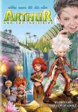 Arthur And The Invisibles (DVD)
