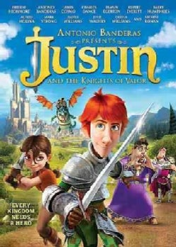 Justin and the Knights of Valor (DVD)