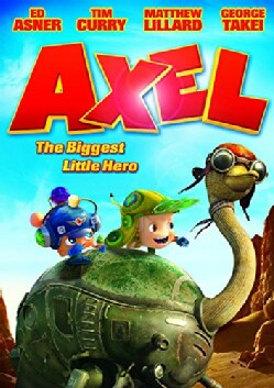 Axel: The Biggest Little Hero (DVD)