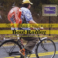 MUSIC WITH MONTE - ADVENTURE OF BOO! RADLEY