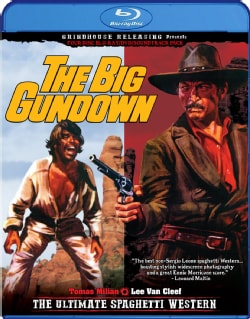 The Big Gundown (Deluxe Edition) (Blu-ray/DVD)